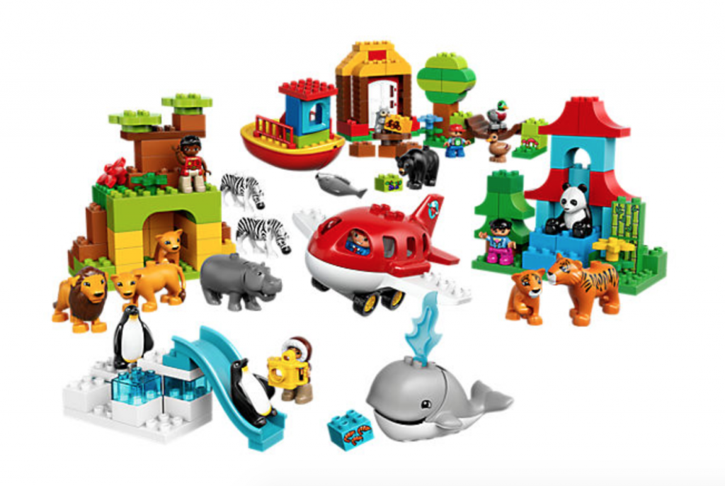 DUPLO by Lego!