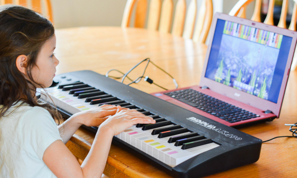 Home Piano Lessons for the Whole Family