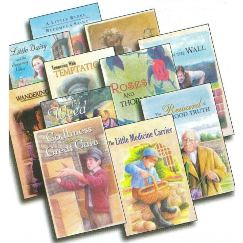 Character building books for 4th-5th grade. Use code GIVEJOY for up to 30% off!