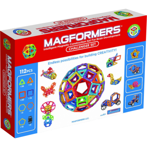 Use code: GIVEJOY for up to 40% off these amazing magnetic blocks!