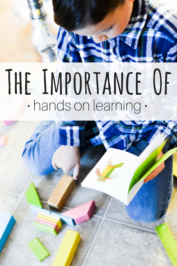 The importance of hands on learning in our homeschool! educational toys | hands on learning | hands on learning activities | hands on learning elementary | hands on learning preschool | hands on learning kindergarten | hands on learning first grade | hands on learning math | hands on learning toddlers | tegu blocks | tegu blocks building | tegu blocks toys | tegu blocks products | tegu blocks magnets | educents