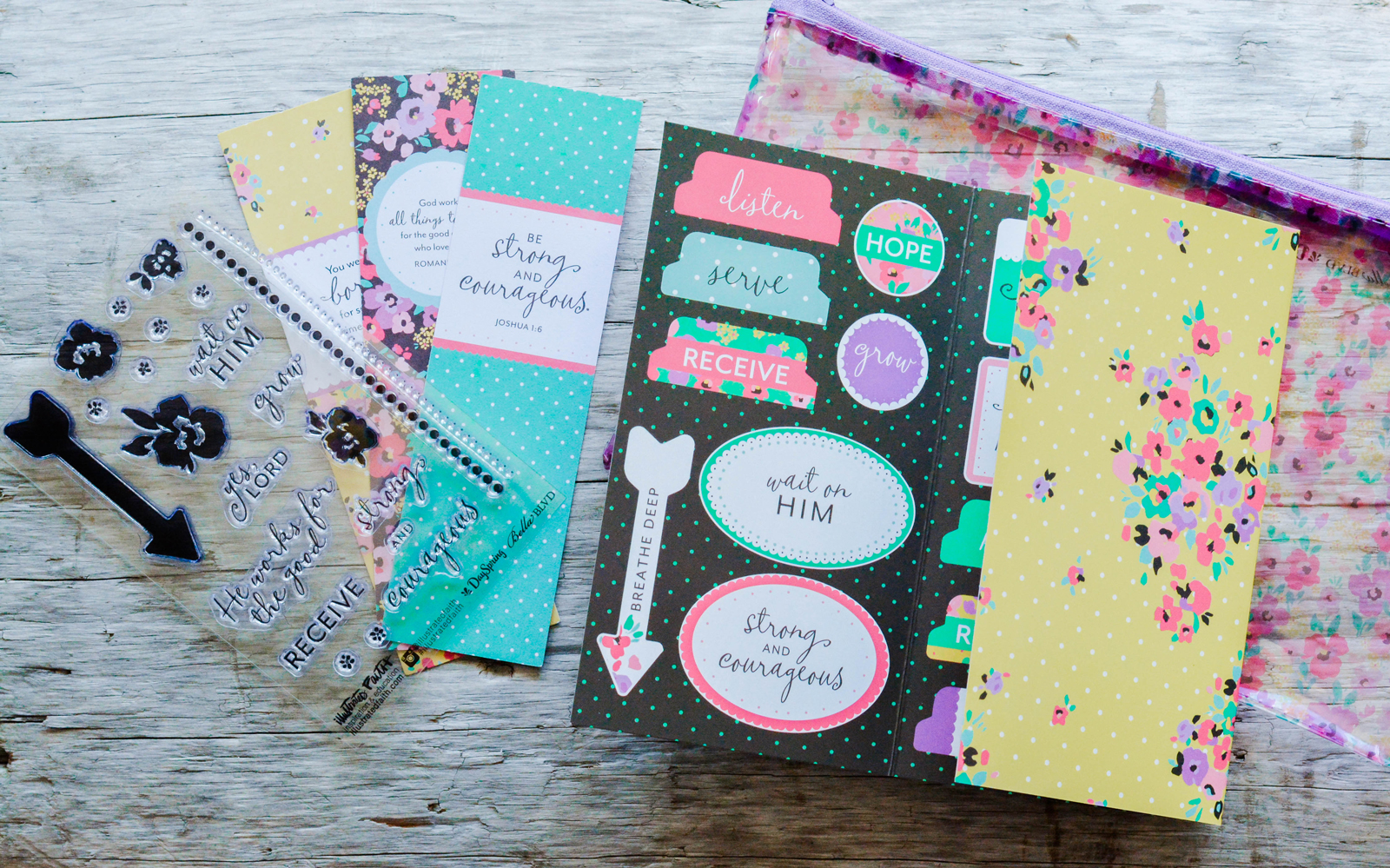 Simple Bible Journaling Ideas