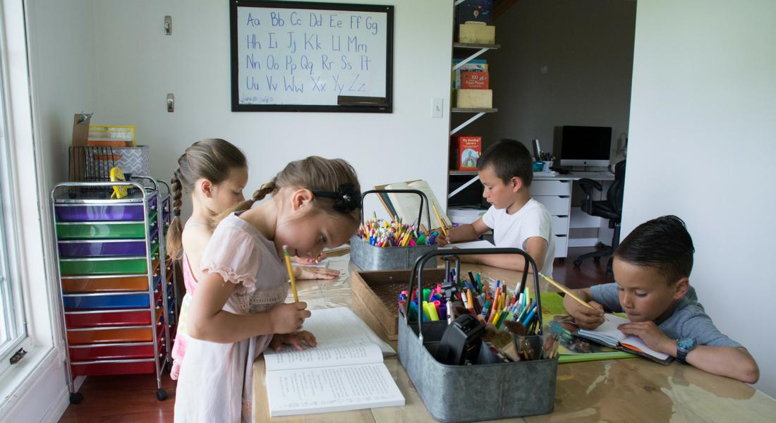 How I use Copywork to Teach Language Arts