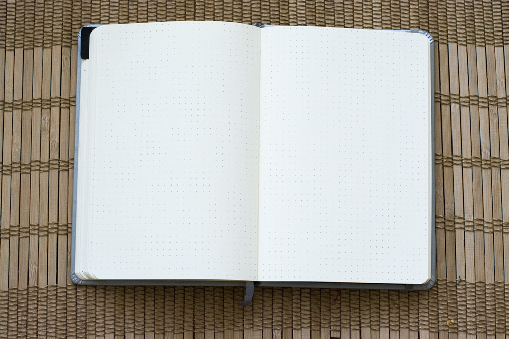 bullet journal notebooks