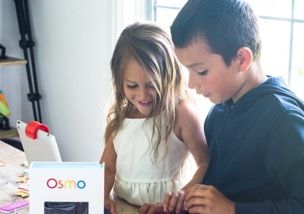 interactive educational games with Osmo (Coding Awbie)