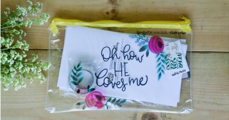 5 Reasons I Love Illustrated Faith Devotional Kits