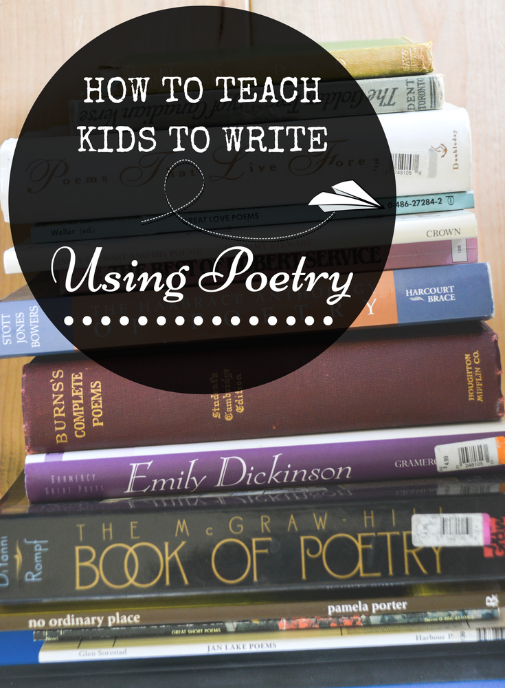 How to Teach Kids Kids to Write Using Poetry (and other homeschool tips) | Homeschool language arts | homeschool writing | homeschooling | homeschool tips | homeschool curriculum | homeschooling curriculum | homeschooling ideas | homeschool ideas | brave writer | brave writer curriculum review | what is brave writer | homeschool poetry | homeschool for free | how to start homeschooling