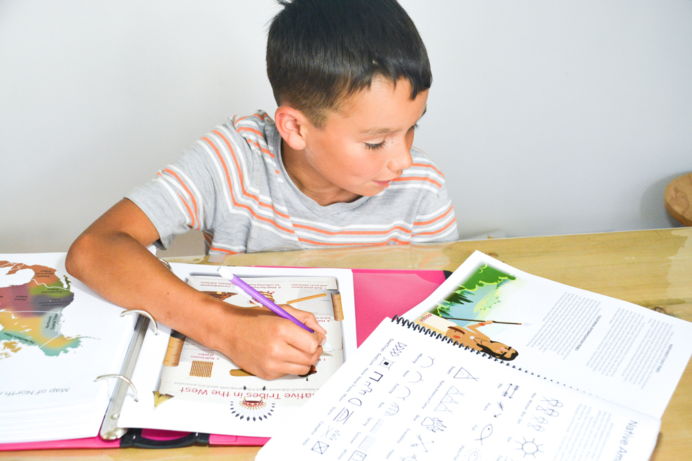 Homeschool History with the American Story