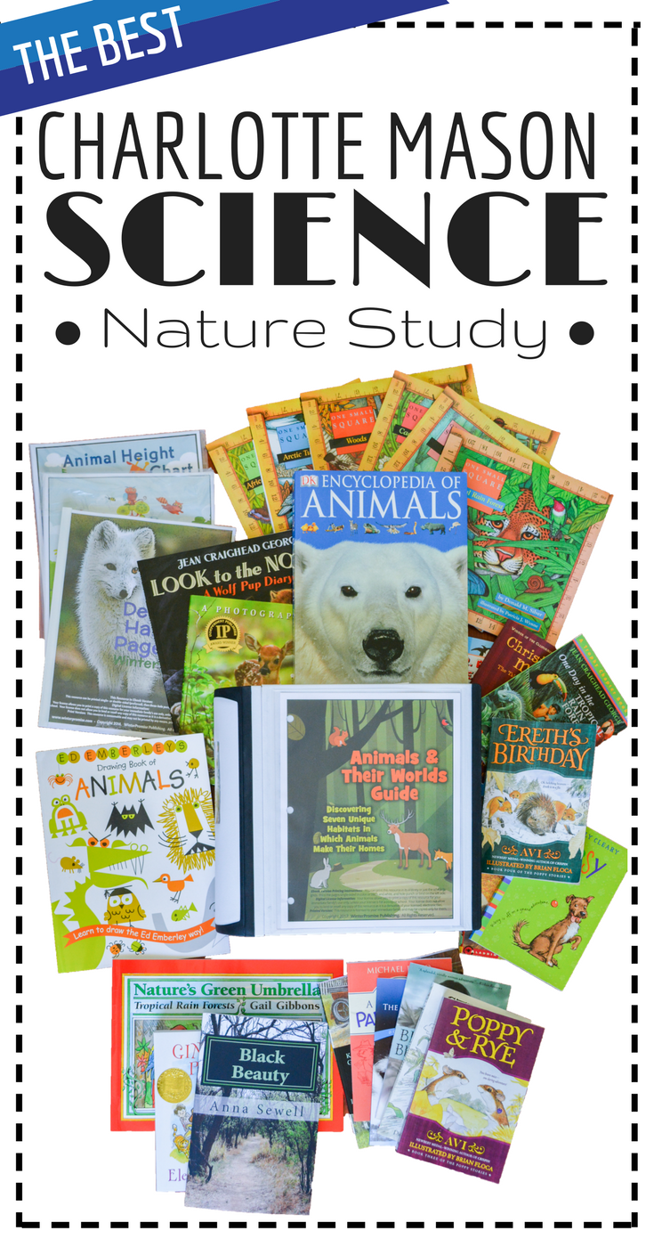 The Best Charlotte Mason Science Curriculum: Come take a look at a day with our year long nature study curriculum this year (from preschool, grade 1, grade 2, grade 3, grade 4 and grade 5!) Homeschool science | Charlotte Mason Preschool | Charlotte mason homeschool | Charlotte mason method | Charlotte mason kindergarten | Charlotte mason curriculum | Charlotte mason books | Charlotte mason nature study | Charlotte mason first grade | Charlotte mason morning basket | Charlotte mason atmosphere | Charlotte mason science | Charlotte mason planning | Charlotte mason note booking | Charlotte mason philosophy | Charlotte mason reading | Charlotte mason subjects | what is Charlotte mason | winterpromise | animals and their worlds | science unit study | animal unit study | unit study curriculum | unit study homeschooling
