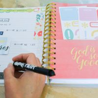 An Easier way to Plan Your Year {+ Win a Planner!}