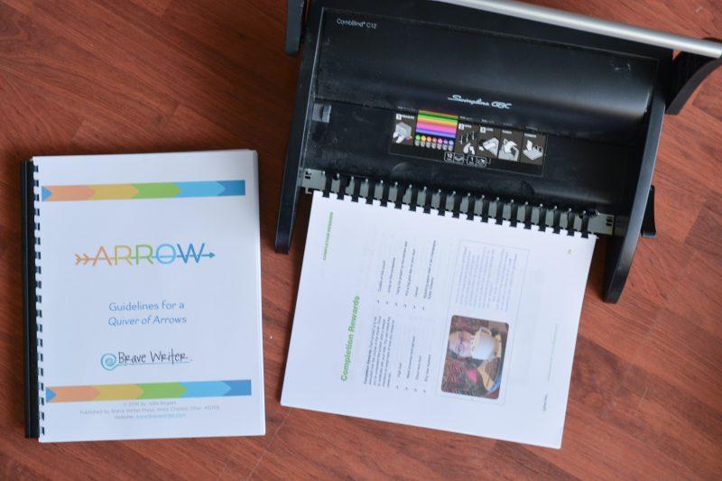 Brave Writer Homeschool Curriculum