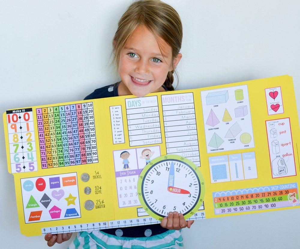 Complete Kindergarten Math Curriculum