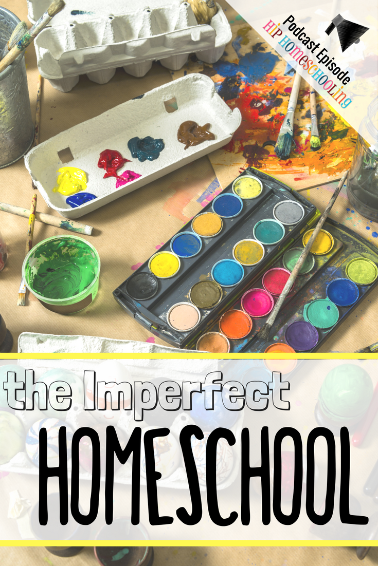 The Imperfect Homeschool is real life, a life I am living right now. Homeschooling is HARD, there are HUGE challenges. In this podcast episode I share some of my homeschooling struggles and why I am taking a step back to refocus right now.