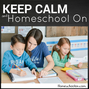 S2E5: Our Typical Homeschool Day