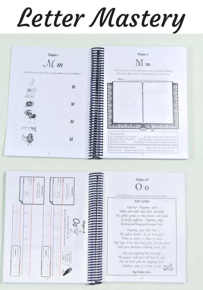 Letter Mastery: phonics