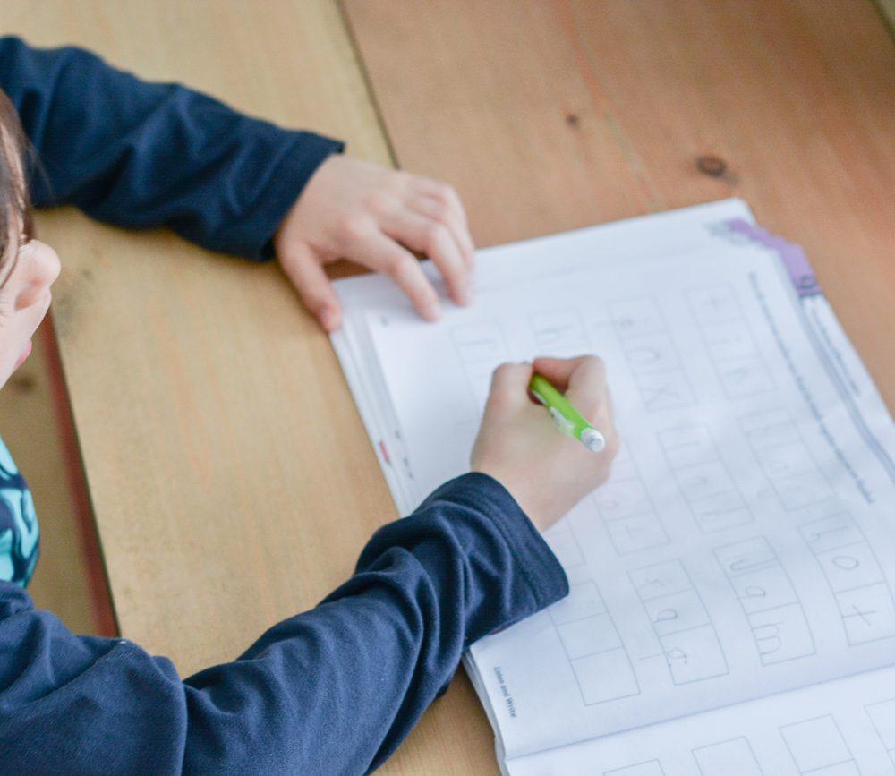 Homeschool Spelling (Sans Tears)