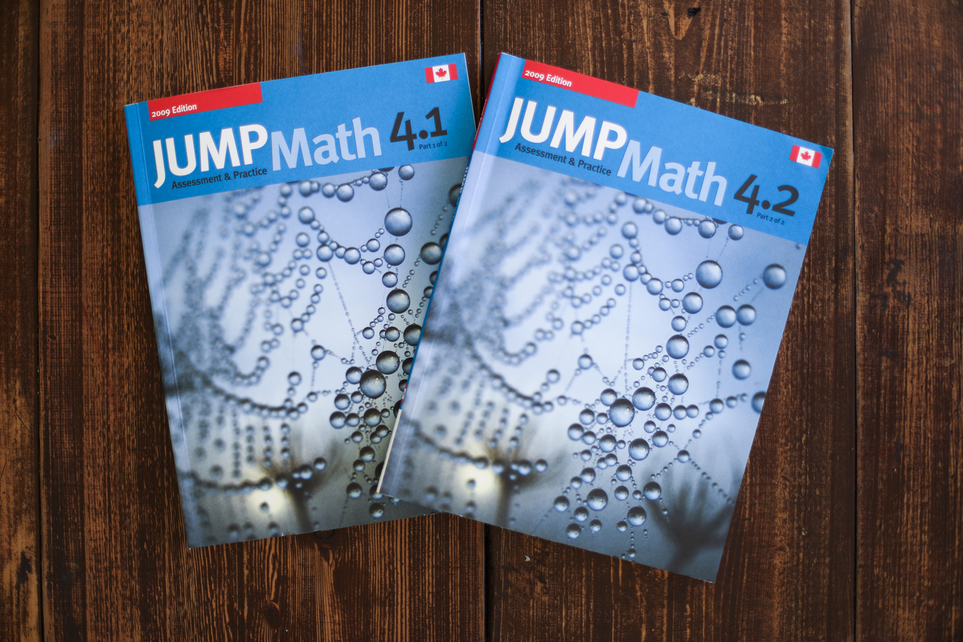 Homeschool math comparison: JUMP