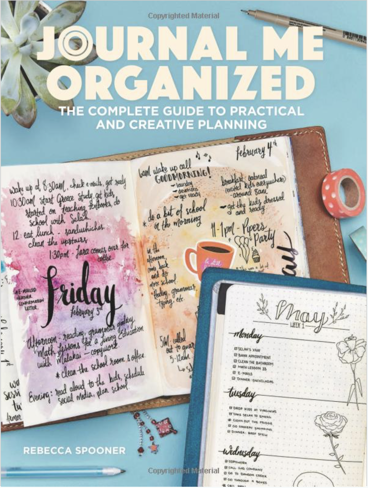 Homeschool Planning (creating your own planner)
