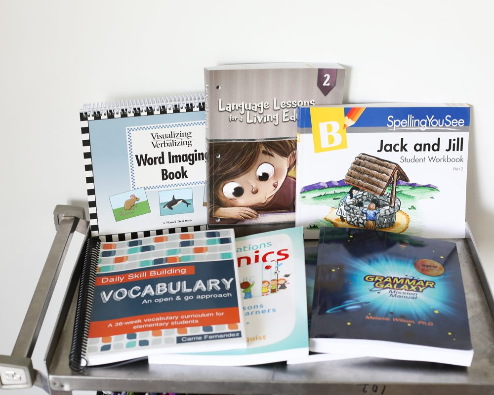 What We Are Using for Homeschool Curriculum 2018-2019
