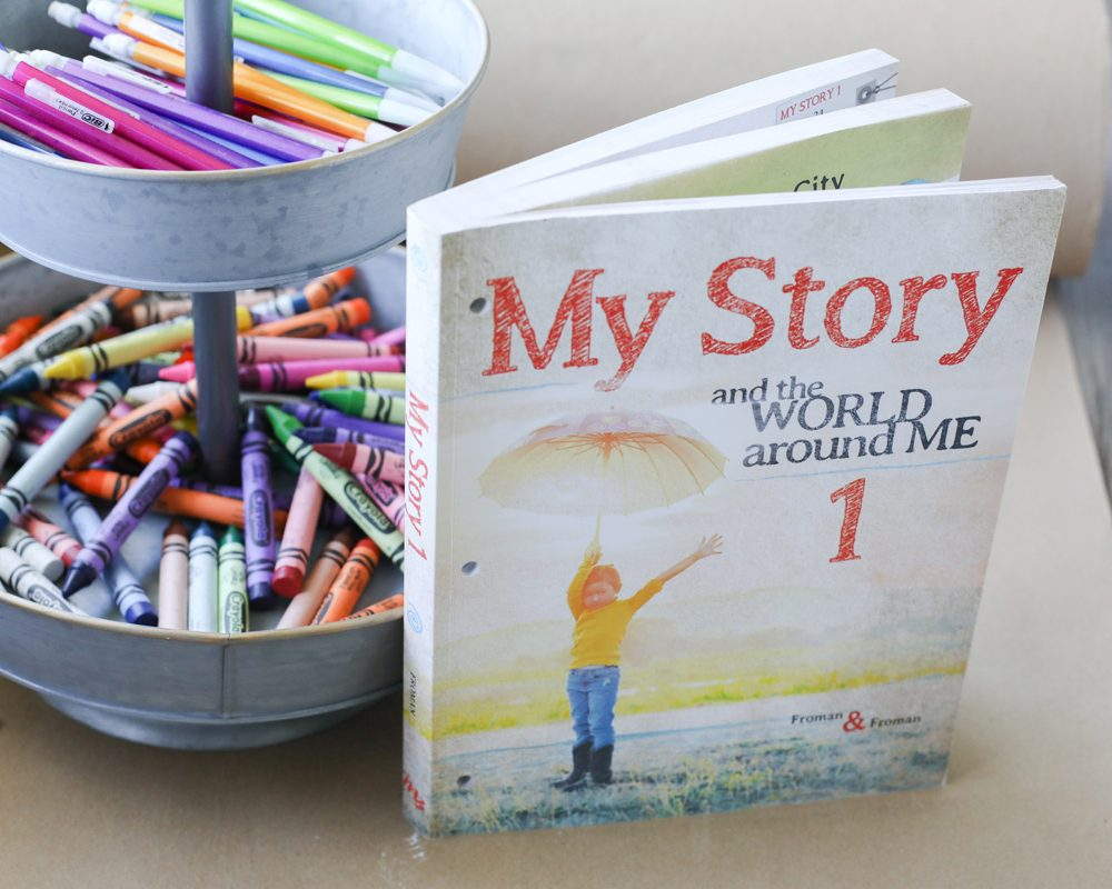 My Story Review: Elementary Social Studies Curriculum