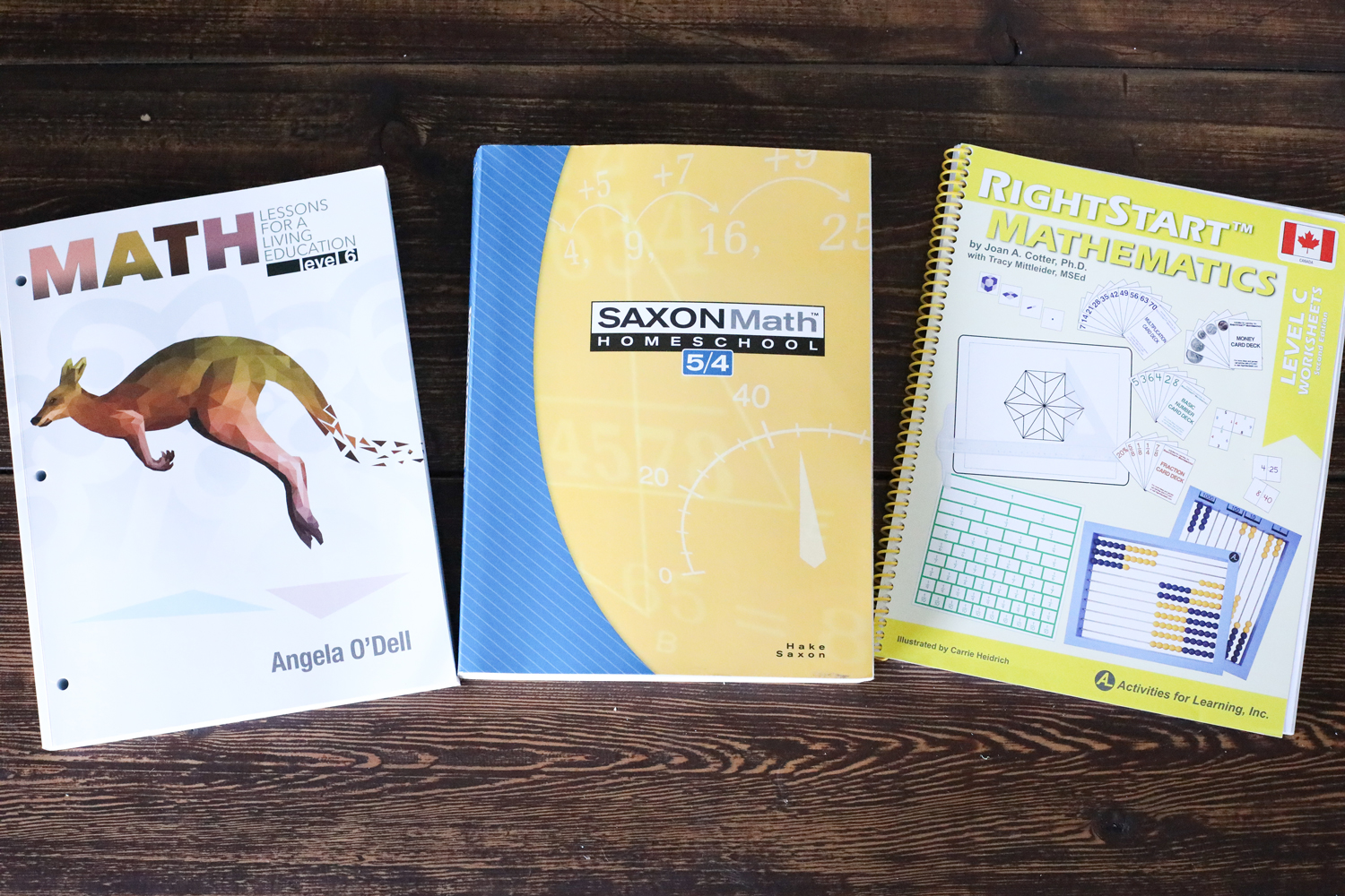 Homeschool Math Curriculum review