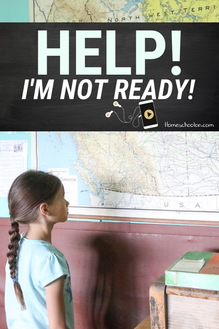 School is starting and while some are organized and raring to go (or started a while ago) some of us (ahem, me) are starting to feel mildly concerned... If you are new to homeschooling or need some homeschool encouragement, this is a must-listen!