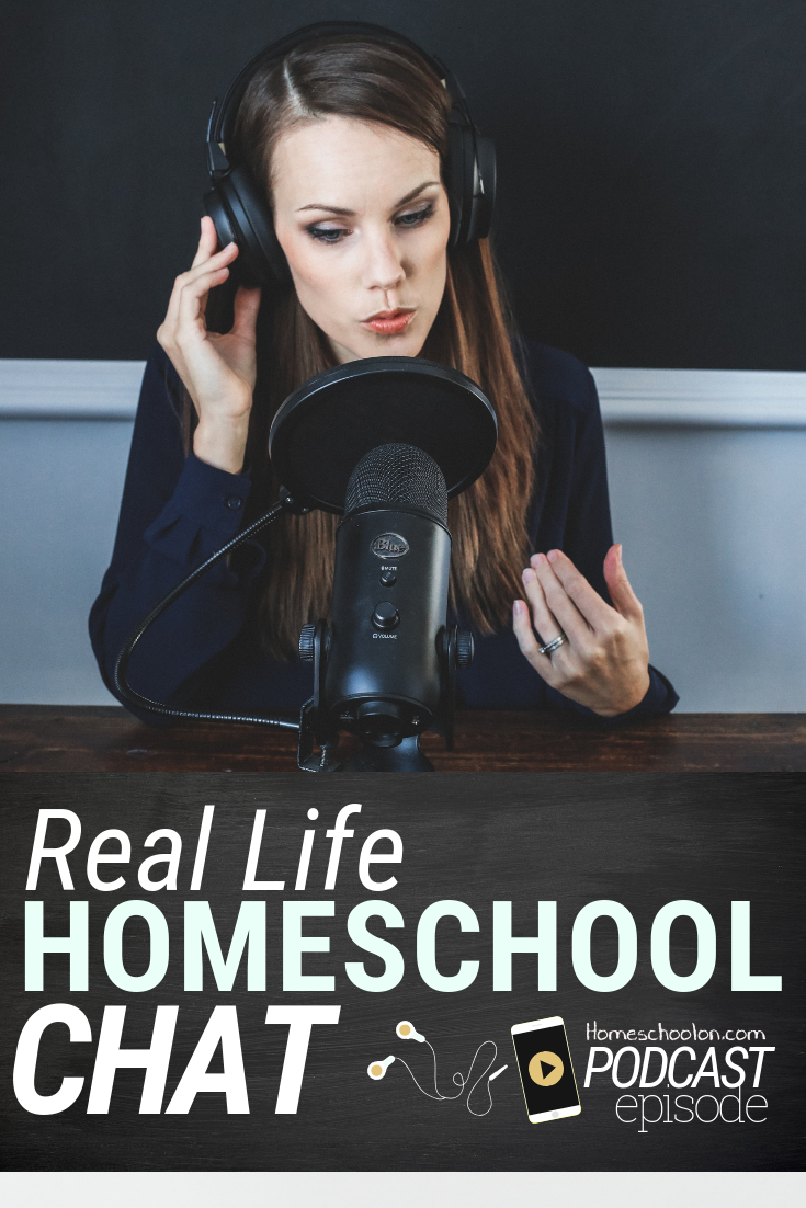 Homeschool balance is like the proverbial pot of gold at the end of the rainbow... always out of reach--a myth even. Homeschool moms carry so much on their shoulders, doing everything masterfully just isn't possible. Today's homeschooling podcast episode is all about balance, expectations, and real life. come have a cup of coffee with me and let's talk about it!