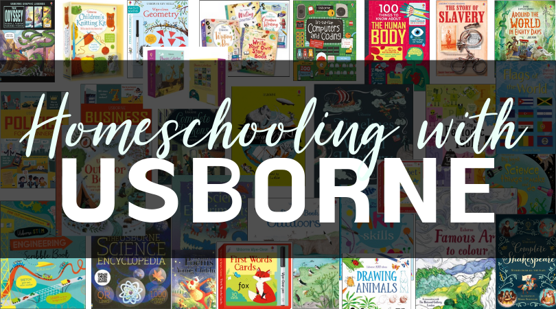 Homeschooling with Usborne