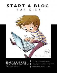 Start a Blog for Kids