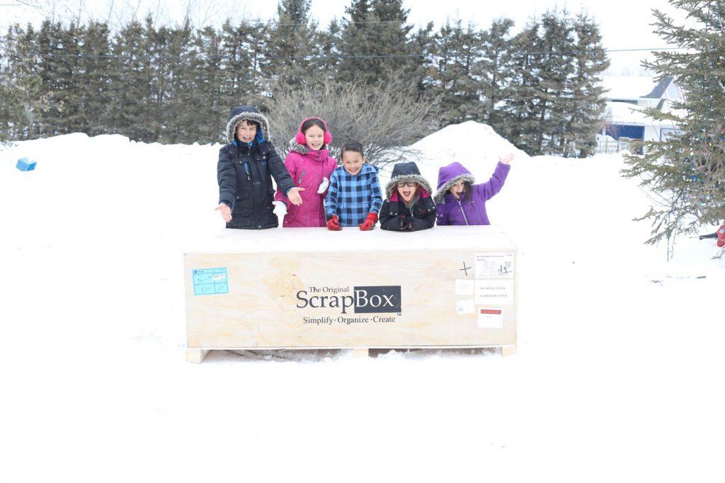 original scrapbox dreambox