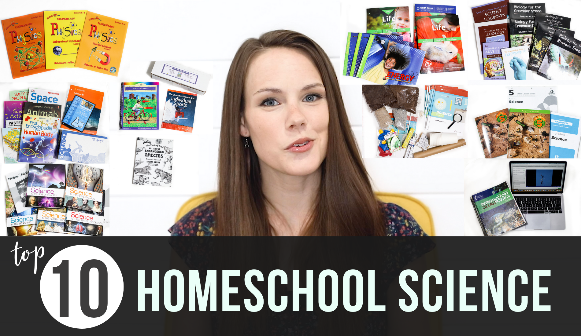 Homeschool Science Curriculum